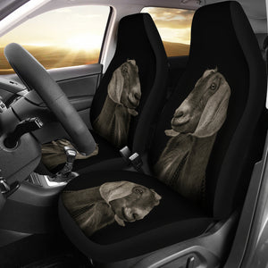 Goat 09 - car seat covers