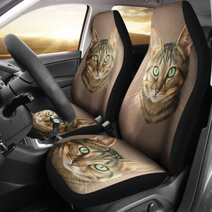 Car Seat Covers - Cat Lovers 11