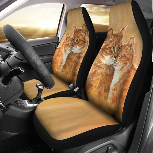 Cat 5 - 2 car seat covers