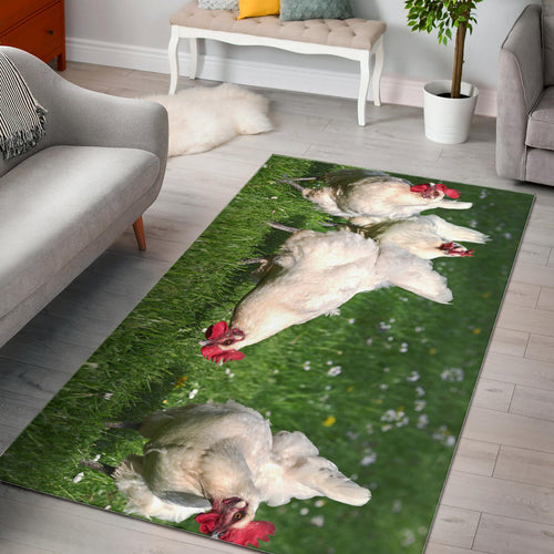 Area Rug - Chicken Lovers 02
