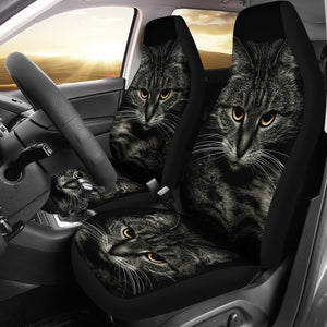 Car Seat Covers - Cat Lovers 15