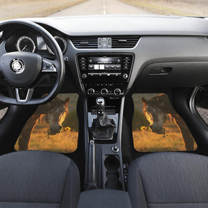 Front car mats (set of 2) - Horse Lovers 10