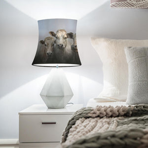 Drum Lamp Shade - Cow Lovers 10