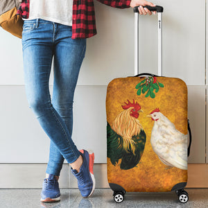 Luggage covers - Chicken 03