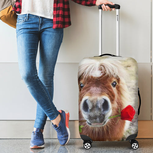 Horse 01 - luggage covers