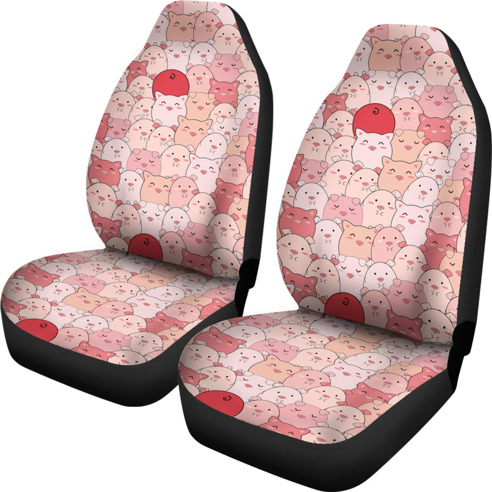 Pig 16 - car seat covers