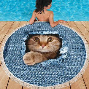 Beach blanket - Cat 21