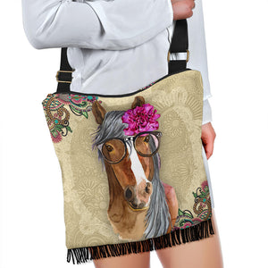 Crossbody Handbag - Horse Lovers 04