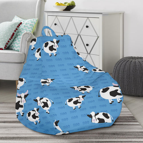 Bean Bag Chair - Cow Lovers 04