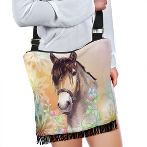 Crossbody Handbag - Horse Lovers 03