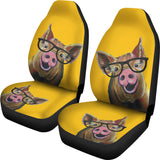 Pig 11 - car seat covers