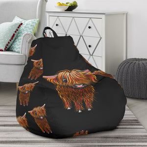Bean Bag Chair - Cow Lovers 13