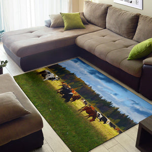 Area Rug - Cow Lovers 07