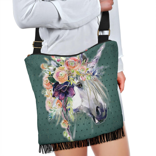 Crossbody Handbag - Horse Lovers 02