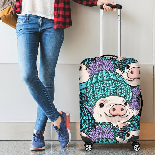 Pig 4 - Luggage covers