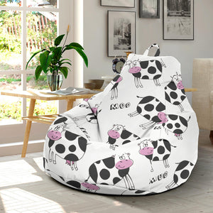 Bean Bag Chair - Cow Lovers 05