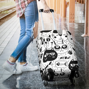Cat 01 - luggage covers