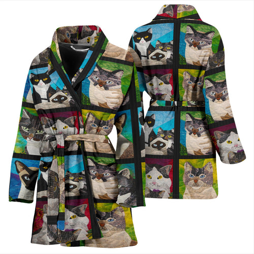Women's Bath Robe - Cat 01