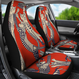 Cat 18 - car seat covers