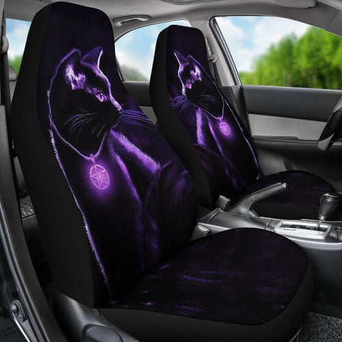 Car Seat Covers - Cat Lovers 03