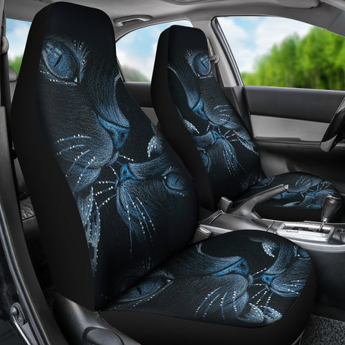 Car Seat Covers - Cat Lovers 02