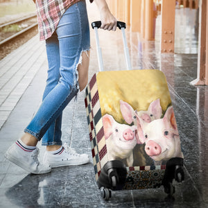 Pig 1 - Luggage covers