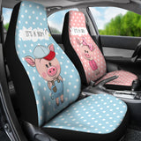 Pig 17 - car seat covers
