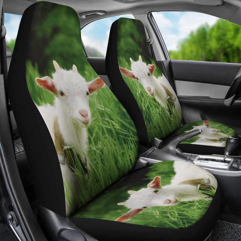 Goat 15 - car seat covers