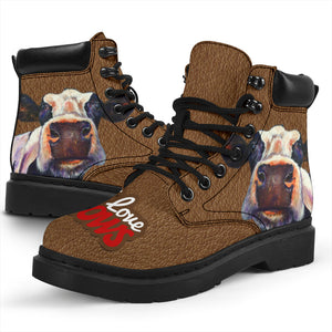 All Season Boots - Cow Lovers 02