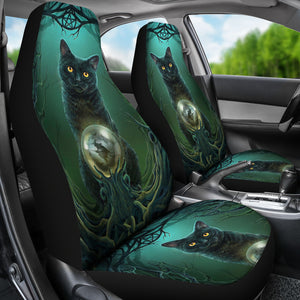 Car Seat Covers - Cat Lovers 01