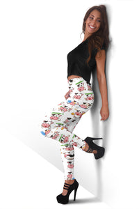 Cute cow - Women's Leggings