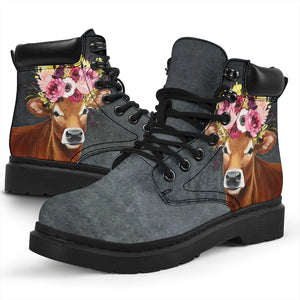 All Season Boots - Cow Lovers 03