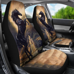 Car Seat Covers - Horse Lovers 02