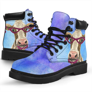 All Season Boots - Cow Lovers 01