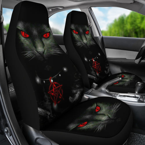 Car Seat Covers - Cat Lovers 04