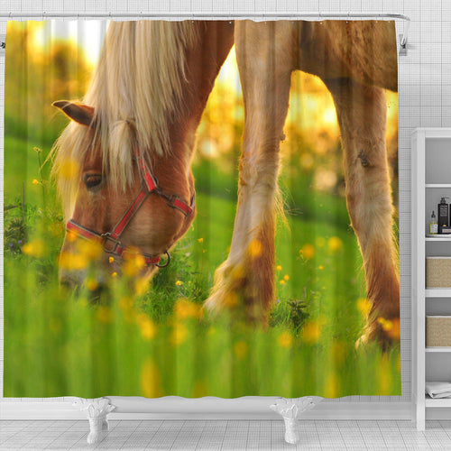 Shower Curtain - Horse Lovers 03