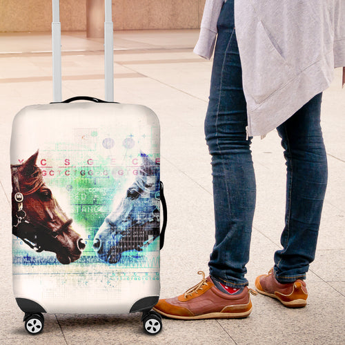 Horse 09 - Luggage covers