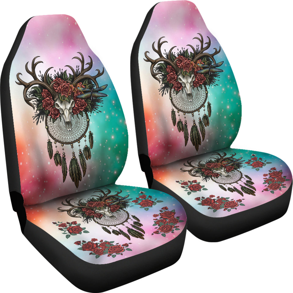 Car Seat Covers - Cow Lovers 02