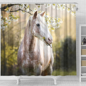 Shower Curtain - Horse Lovers 01