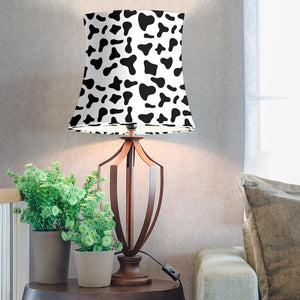 Drum Lamp Shade - Cow Lovers 01