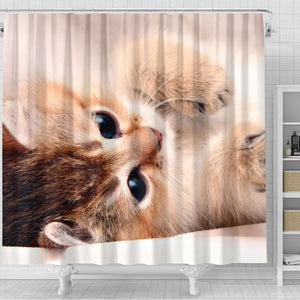 Shower Curtain - Cat Lovers 03
