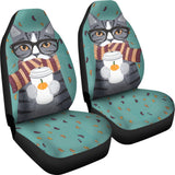 Cat 10 - car seat covers