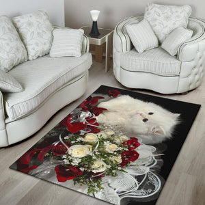 Area Rug - Cat Lovers 06