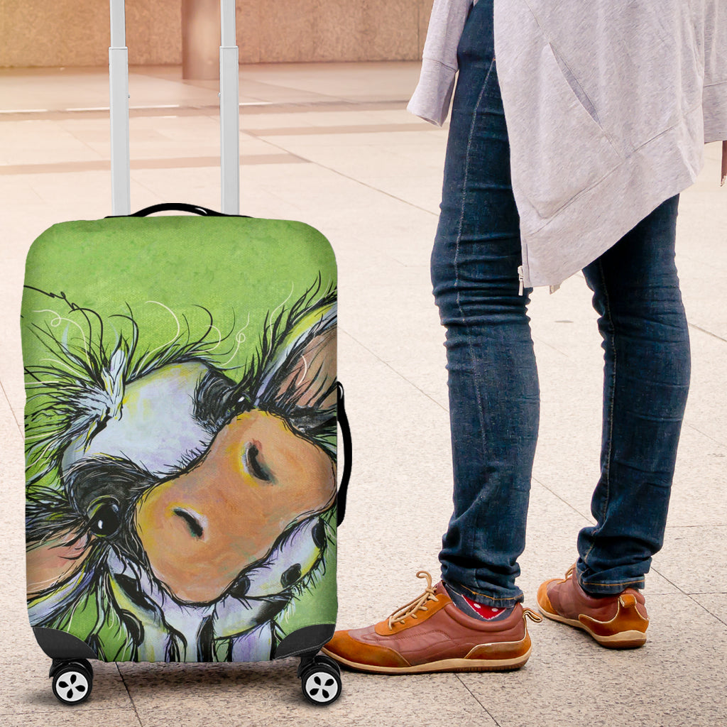 Luggage Cover - Cow 38