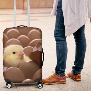 Luggage Cover - Chicken Lovers 04