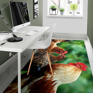 Area Rug - Chicken Lovers 05