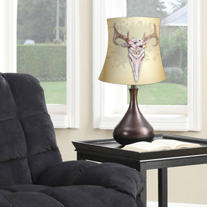 Drum Lamp Shade - Cow Lovers 02