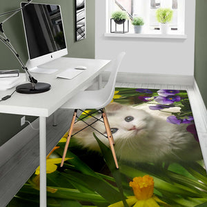 Area Rug - Cat Lovers 01