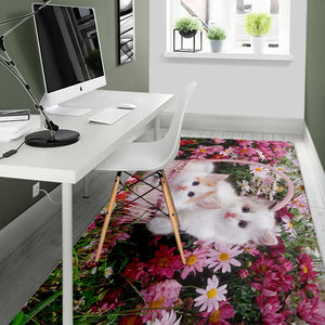 Area Rug - Cat Lovers 08