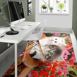 Area Rug - Cat Lovers 07